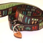 Scrufts' Pottager Veggie Dog Collar and Lead