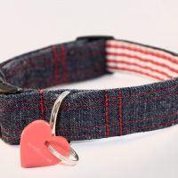 Scrufts' Levi Denim Dog Collar