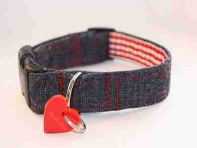 Scrufts' Levi Denim Dog Collar