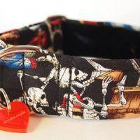 Skellie Hound Collar