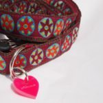 Scrufts' Spangles Dog Collar and Lead