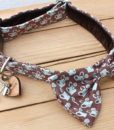 Scrufts' Monty Bow Tie Dog Collar