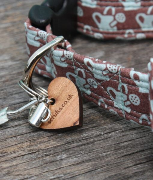 Scrufts' Monty Bow Tie Dog Collar