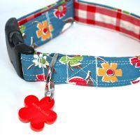 Scrufts Daisy Dog Collar