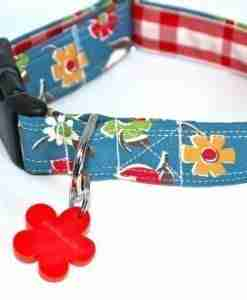 Scrufts Daisy Dog Collar