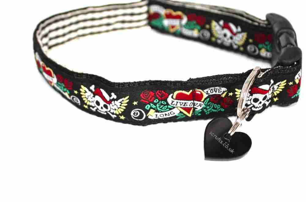 Scrufts' Captain Jack Dog Collar