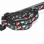 Scrufts Mini Skelly Dog Collar and Lead for Puppies and Small Dogs