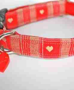 Scrufts' Sweetheart Dog Collar