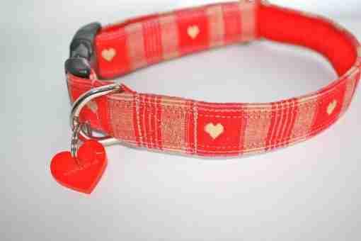 Scrufts' Sweetheart Dog Collar