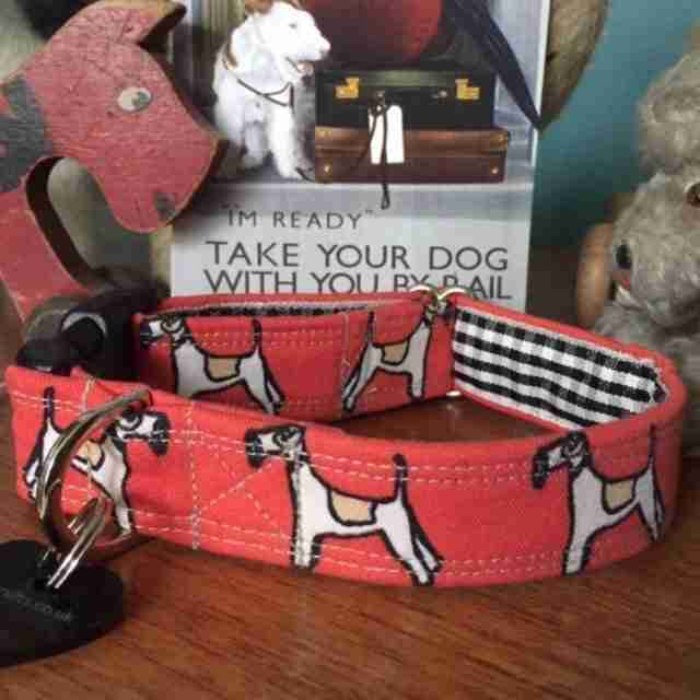 Scrufts' Poppy Treffry Dog Collar