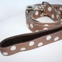 Scrufts' Cadbury Polka Dot Dog Lead