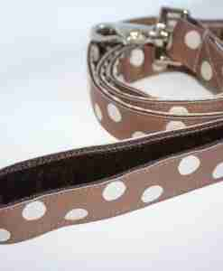 Scrufts' Cadbury Polka Dot Dog Lead