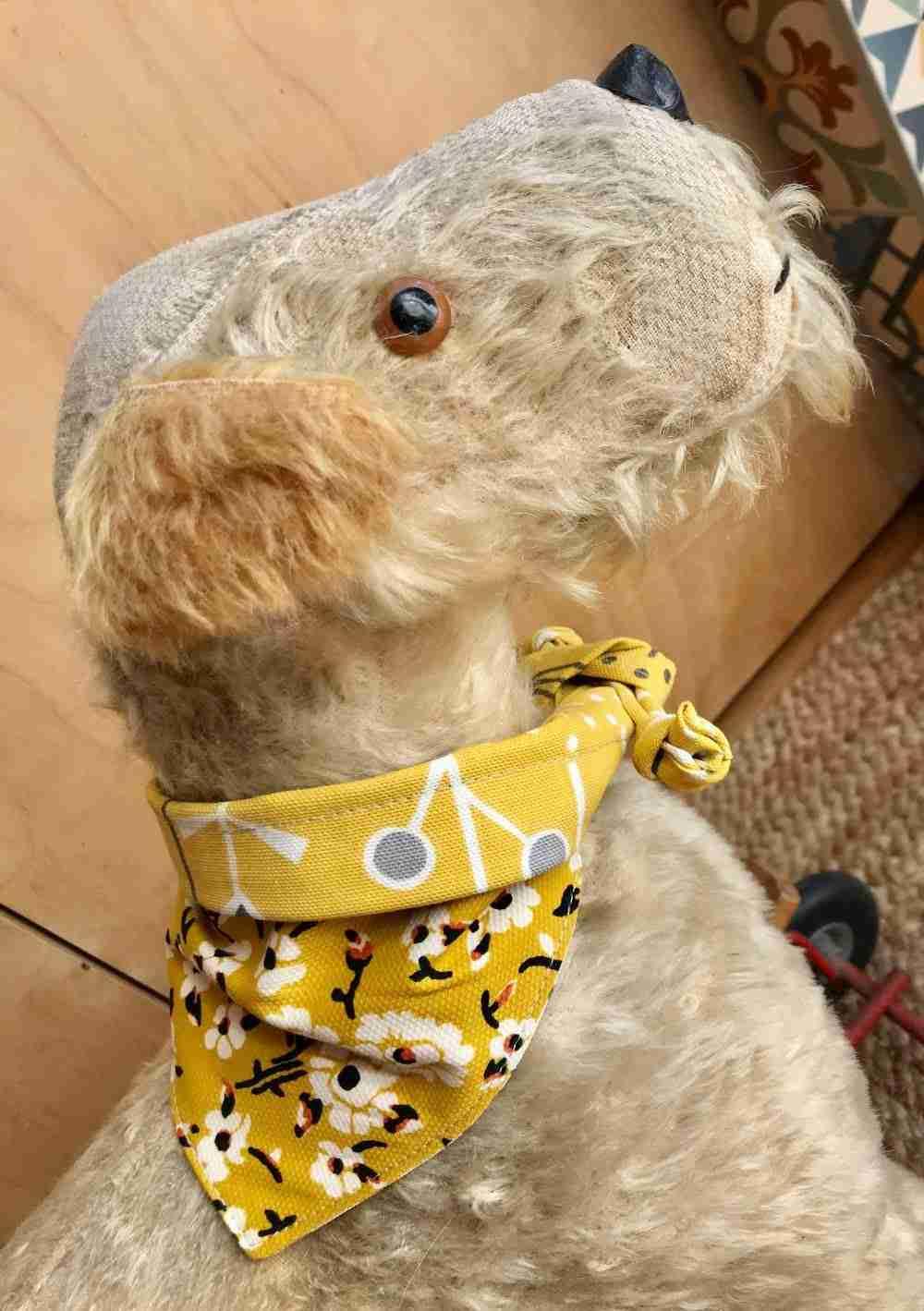 Scrufts' Bunty Floral Dog Bandana