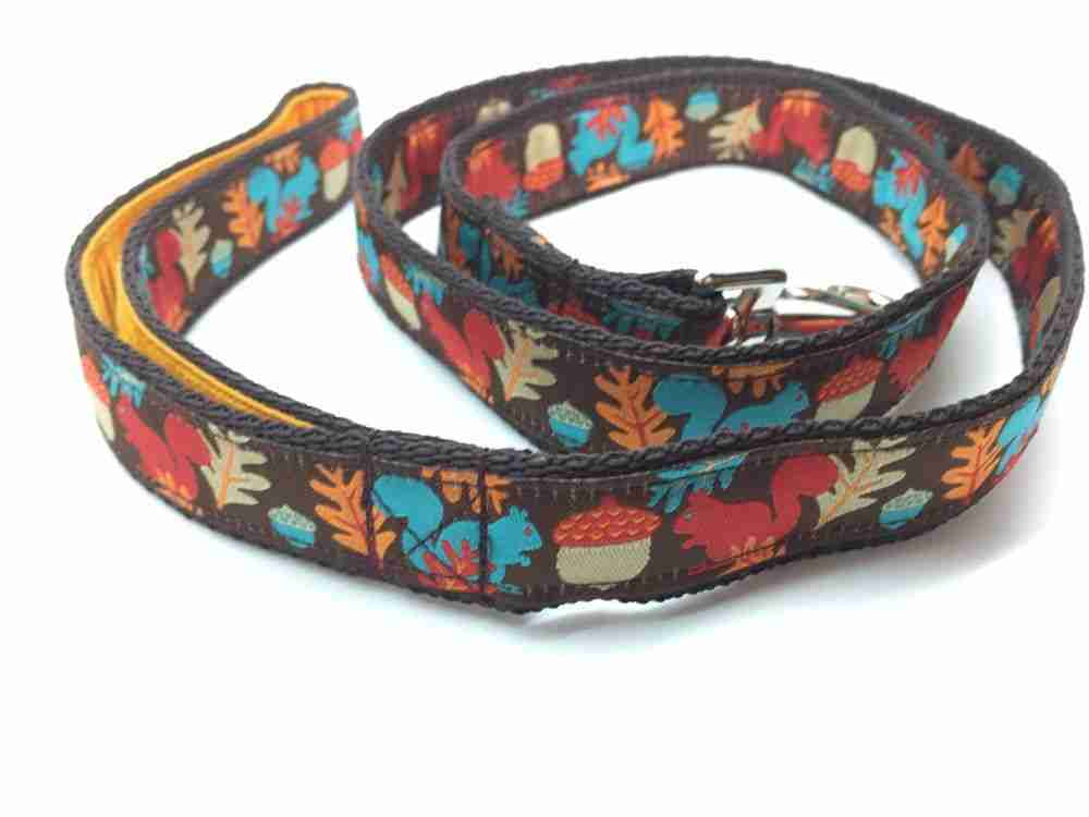 Scrufts' Tufty Squirrel Dog Lead