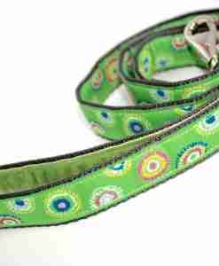 Scrufts' Lettuce Velvet Lined Dog Lead