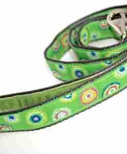 Scrufts' Lettuce Velvet Lined Dog Lead
