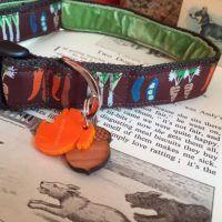 Scrufts' Pottager a Veggie Dog Collar