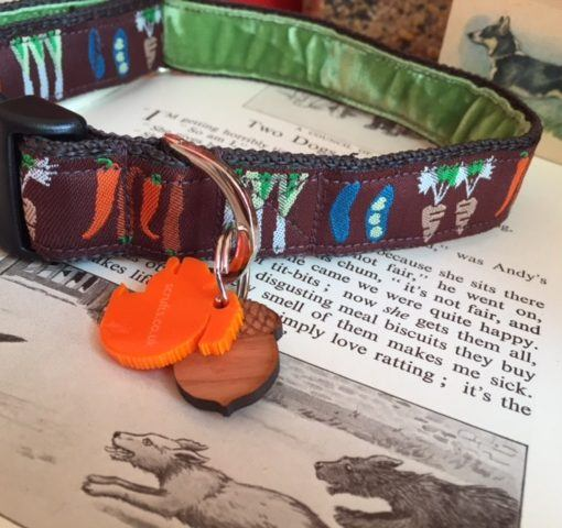 Scrufts' Pottager a Veggie Dog Collar