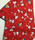 Scrufts' Snoopy On-Collar Reversible Bandana