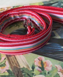 Scrufts' Fez Velvet Lined Dog Lead