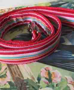 Scrufts' Fez Velvet Lined Dog Lead
