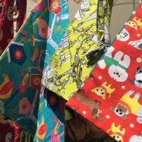 Scrufts' Reversible Dog Bandanas for the hounds in your life!
