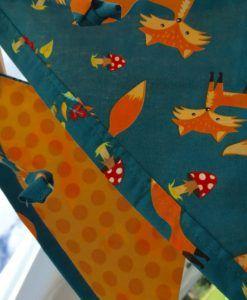 Scrufts' Foxy Reversible Bandana