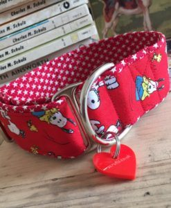 Scrufts' Snoopy Doopy Greyhound Collar