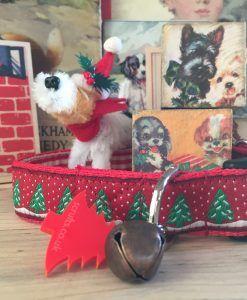 Scrufts' Dog Collars for Christmas