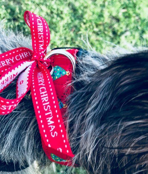 Christmas Dog Collar Bauble