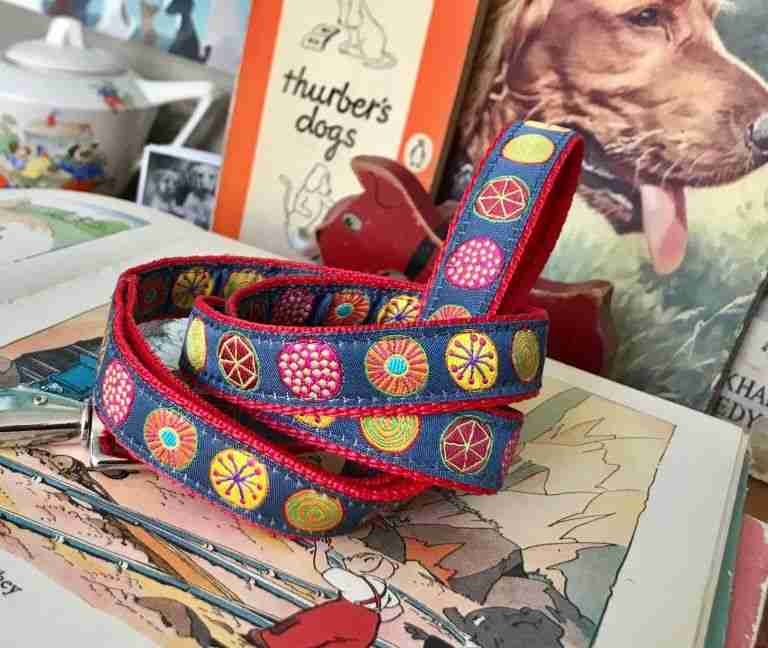 Scrufts' Little Oska Contemporary Dog Lead