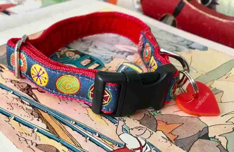 Scrufts' Little Oska Contemporary Dog Collar