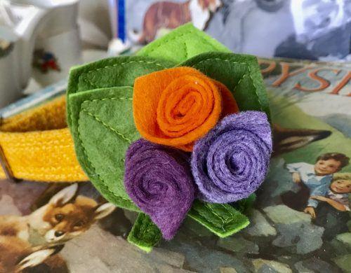 Detachable Floral Posies