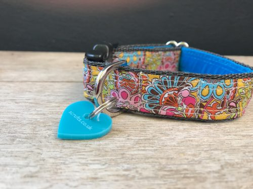 Scrufts' Paisley Park Dog Collar