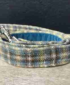 Scrufts Harvest Donegal Tweed Dog Lead