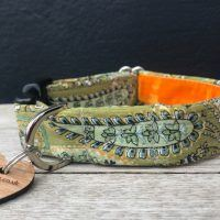 Scrufts Nutley Corduroy Dog Collar