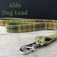 Scrufts Aldo Tweed Dog Lead