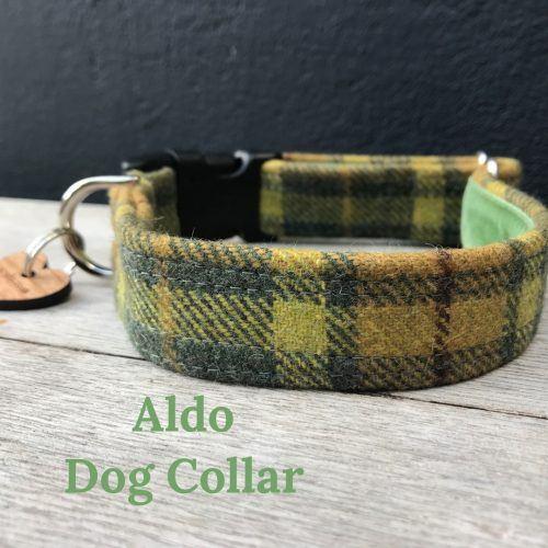 Scrufts Aldo Dog Collar