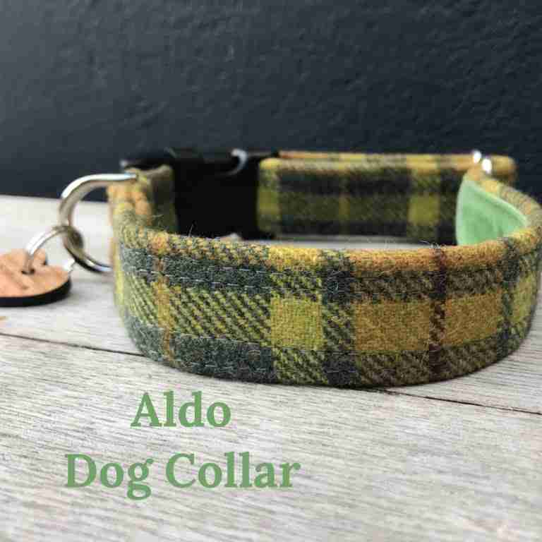 Scrufts Aldo Dog Collar