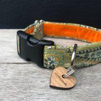 Scrufts Nutley Corduroy Dog Collar