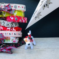 Scrufts Christmas Dog Collars