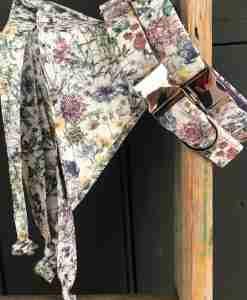 Scrufts Liberty Wild Flower Tie-on Dog Bandana